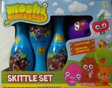Moshi Monsters - SKITTLE SET - Indoor and Outdoor use - for ages 3+