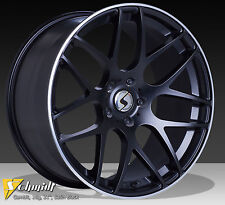 Schmidt Gambit 9,0 & 10,5 x 21 pollici Cerchi in lega concave per Dodge Charger tipo LX