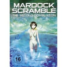 MARDOCK SCRAMBLE-THE SECOND COMBUSTION  DVD  ZEICHENTRICKFILM/ANIME  NEU