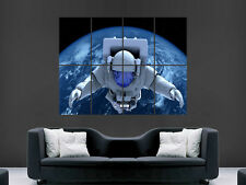 NASA SPACE ASTRONAUT EARTH  WALL POSTER ART PICTURE PRINT LARGE  HUGE