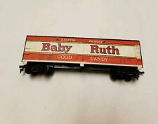 Tyco HO scale N.A.D.X. 5342 Baby Ruth Good Candy Toy Train Freight Car