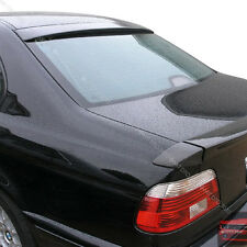 97-03 BMW E39 A type 5 Series Window Roof Spoiler 668 black Painted