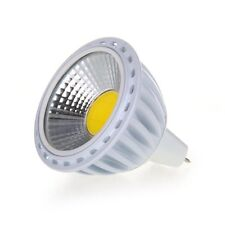 3x(GU5,3/MR16 6W COB LED Lampe 420LM 60° 3000K Warmweiss DC 12V GY