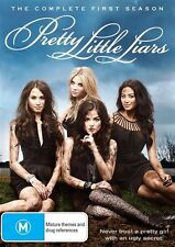 PRETTY LITTLE LIARS - THE COMPLETE FIRST SEASON 5DISC-SET, Region:  4 PAL