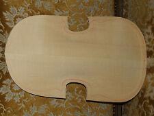 Tonholz, Tonewood, schöne gefräste Decke für Geige