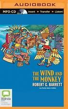 The Wind and the Monkey by Robert G. Barrett (2015, MP3 CD, Unabridged)