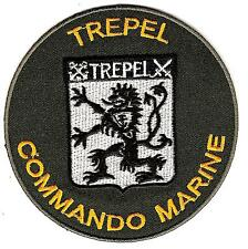 MARINE         COS          COMMANDO    TREPEL             patch  thermocollable