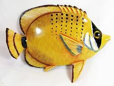 "Tropical Reef Butterfly Fish Sea Life Wall Art 8""(TF8-1)"