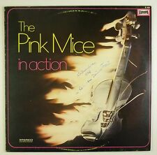 "12"" LP - The Pink Mice - In Action - B1070 - washed & cleaned"