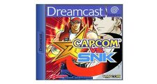 ## Capcom vs. SNK - SEGA Dreamcast / DC Spiel - TOP ##