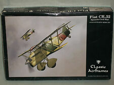 Classic Airframes 1/48 Scale Fiat CR.32, Spanish Civil War