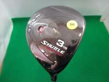 Maruman SHUTTLE Marazing M-SOLE Flex-SR Loft-15 Fairway Wood #3 3W Golf Clubs