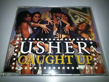 USHER - Caught Up  (Maxi-CD)