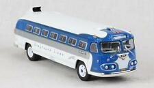 Corgi Flxible Clipper Greyhound model Bus 1:50 Scale Vintage Bus Lines US54204