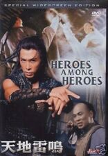 HEROES AMONG HEREOS (DONNIE YEN) DVD  very fast shipping