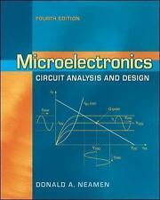 Microelectronics : Circuit Analysis and Design by Donald A. Neamen (2009,...