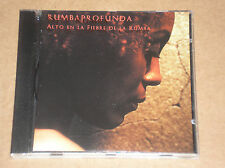 DEEP RUMBA - A CALM IN THE FIRE OF DANCES - CD COME NUOVO (MINT)