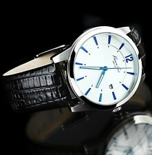 KENNETH COLE MEN'S CLASSIC EDITION BLUE HANDS WATCH KC1719