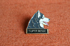 1002635 PIN'S PINS FRANCE MASSIF CENTRAL SUPER BESSE CHIEN DOG Saumur