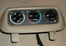 1997-1998 Ford Expedition    REAR Heater / AC Controller