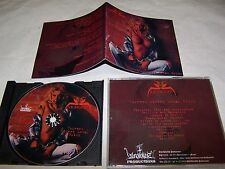 ABIGAIL FOREVER STREET METAL BITCH CD 2003 THRASH DEATH METAL 1ST ORG PRESS SIGH