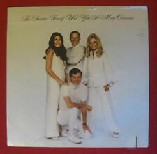 """THE SINATRA FAMILY """"WISH YOU A MERRY CHRISTMAS""""1967 REPRISE FS1026 STILL SEALED"""