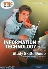BTEC First Level 2 Information Technology Study Skills Guide Book CW