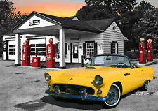 AUTOMOTIVE ART - FORD THUNDERBIRD - LIMITED EDITION (25)