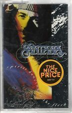 Santana - Spirits Dancing in the Flesh (Cassette, 1990, Columbia ) NEW!