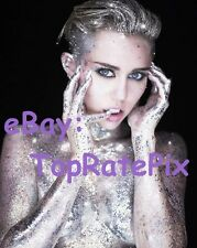 MILEY CYRUS  -  Wrecking Ball Beauty  -  8x10 Photo #3