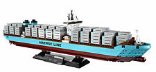 LEGO Creator 10241 Maersk Container ship & RAR fits 10155, 10219