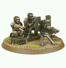 Warhammer 40k Imperial Guard / Astra Militarum Cadian Heavy Weapons Team
