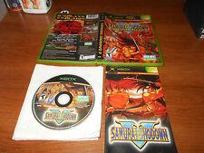 Samurai Shodown V complete good shape (Microsoft Xbox, 2006)