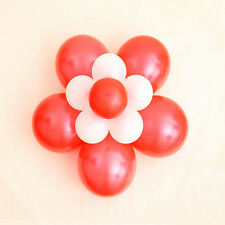 10pcs Seal Clip Ballons Accessories Plum Flower Clip Balloon Sealing Clamp