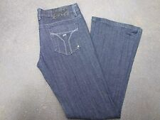 MISS SIXTY JEANS SIZE 30 HARDLY WORN AWESOME CUTE DETAIL