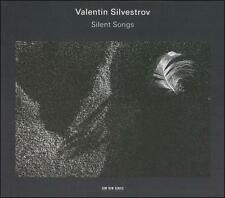 Valentin Silvestrov: Silent Songs (CD, Oct-2004, 2 Discs, ECM)