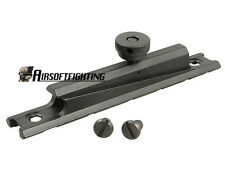 R15 20mm Scope Mount Rail for Carry Handles Military Hunt Paintball Metal Rifle
