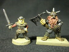 Dungeons & Dragons Miniatures  Warrior Fighter Dwarf Gnome !!  s93