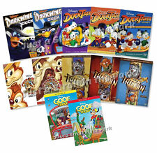 DarkWing Duck Tales Chip N Dale Tale Spin Goof Troop Disney Series DVD Set(s)