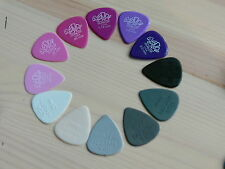 Guitar Pick Set Dunlop Nylon Plus Delrin Plectrums