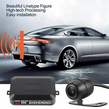 LESHP Car Parking Camera and Parking Sensor kit Reverse Reversing Backup Camera
