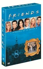 5053 // FRIENDS SAISON 8 L'INTEGRALE EDITION 3 DVD NEUF