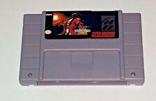 Super Fire Pro Wrestling X Premium - game For SNES Super Nintendo -
