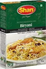 BUY 2 GET 1 FREE Shan BIRYANI MASALA Indian Pakistani Dish Food Cuisine USA SELR