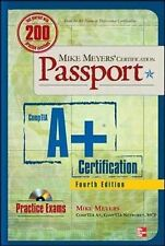 Mike Meyers' CompTIA A+ Certification Passport, Fourth Edition (Exams 220-701 &