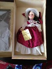 Effanbee Lady Ascot 1157 Pre-Owned In original box