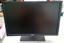 "Dell P2210f 22"" LCD Widescreen Monitor with Stand + VGA Cable & Power Cable"