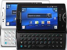 Sony XPERIA MINI PRO sk17 (Senza SIM-lock) Smartphone WLAN 3g GPS 5mp come nuovo OVP