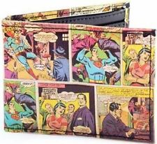 Dc Comics Superman Classic Comic Art Bifold Wallet