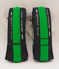 IRC Jetty Plus 700x28C Road Bicycle Tire Green (pair)